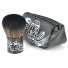 Professional Cosmetic Makeup Foundation Soft Brush - Black