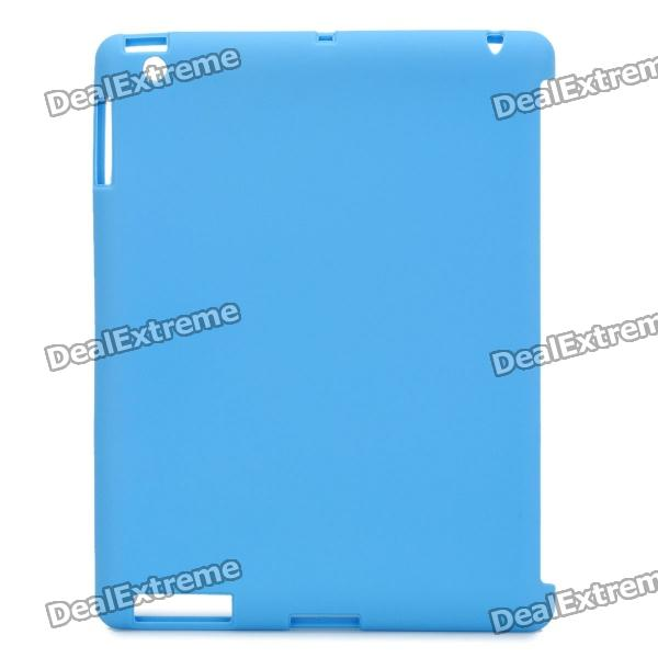 Protective Silicone Case for The New Ipad - Blue
