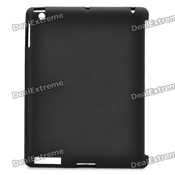 Protective Silicone Case for The New Ipad - Black