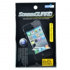 MOT MB525 Protective Matte Screen Protector Sticker for Cell Phone - Transparent