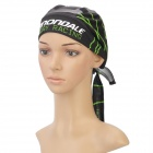 CANNONDALE Cycling Cap Kopftuch - Schwarz