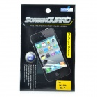 Nokia E7 Crystal Cell Phone Screen Protector with Cleaning Cloth