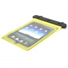 Waterproof Bag Case for Tablets - Transparent Yellow (30.2 x 21mm)