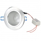 3W 6500K 300-Lumen 1-LED White Light Ceiling Down Lamp (AC 100~240V)