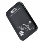 "2,5 ""USB 3.0 Mobile dispositivo de armazenamento externo Hard Drive - Preto (500GB)"