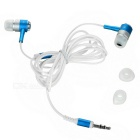 Crystal Stereo Earphones (3.5mm Jack)