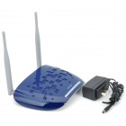 TP-Link TL-WR1041N 300Mbps Wireless Router - Blue + Grey
