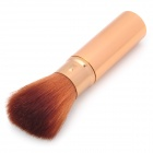 Professional Cosmetic Makeup Foundation Soft Brush - Dark Golden