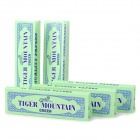 Tiger Mountain Cigarette Tobacco Gummed Rolling Papers (5 x 50 Pieces)