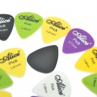 0.58mm/0.71mm/0.81mm Guitar Picks (24-Piece)