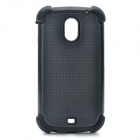 Protective PC Back Case Cover for Samsung i9250 - Black