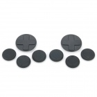 Replacement Cross Button Set for PS Vita - Black