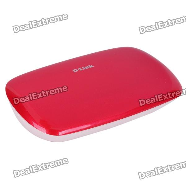 D-LINK DIR-602 Wireless Router 150Mbps - Rot