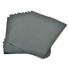 3M 618 Waterproof Sandpaper P1000 (10-Piece)