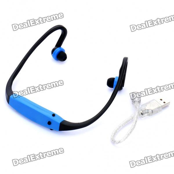 Sporty Around-Neck Earphone MP3 Player (1GB)