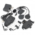 BT Bluetooth V2.1 Interphone + Handsfree Set for Motorcycle / Skiing Helmet