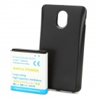 Replacement 3.7V 3800mAh Extended Battery with Battery Cover Case for Samsung E120L