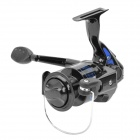 LineWinder FS753D 3 Bearing Fishing Coiling Reel - Black