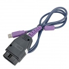 Renault PIN Code Reading Key Programming Cable