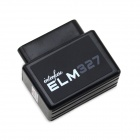 Mini ELM327 Bluetooth OBD2 V1.5 Car Diagnostic Interface Tool - Black