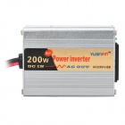 200W DC12V to AC220V Power Inverter with USB Port