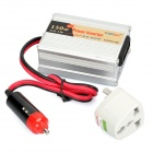 Car 150W DC 12V/24V to AC 220V 50HZ Power Inverter with USB Port