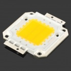 20W 2800~3250K 1600~1800-Lumen 20-LED Warm White Light Plates (DC 32V)