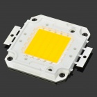 50W 2850~3050K 4000~4500-Lumen 50-LED Warm White Light Plate (DC 32V)