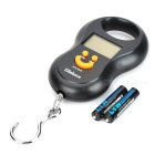 "1.5"" LCD Portable Electronic Handheld Hanging Digital Scale (2 x AAA)"