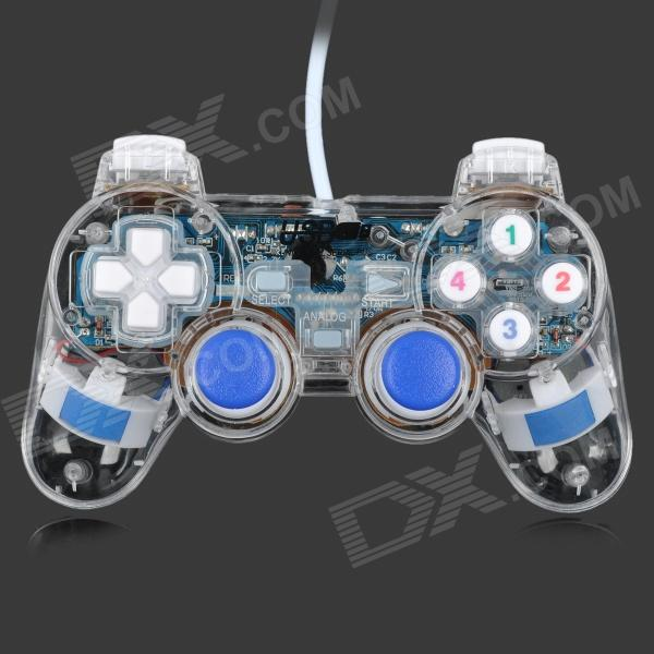 USB Wired Mono Shock Gaming Controller Joypad w/ Blue Light Effect for PC - Blue development of empirical metric for aspect based software measurement