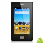 "4.3"" Resistive Touch Screen Android 2.2 MID Tablet w/ WiFi / Camera - Black"