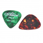 Celluloid Guitar Picks (24-Pack)