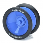 Stainless Steel AODA YO-YO - Blue + Black