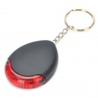 Whistle Activated Key Finder with Red LED Light (3 * AG3)