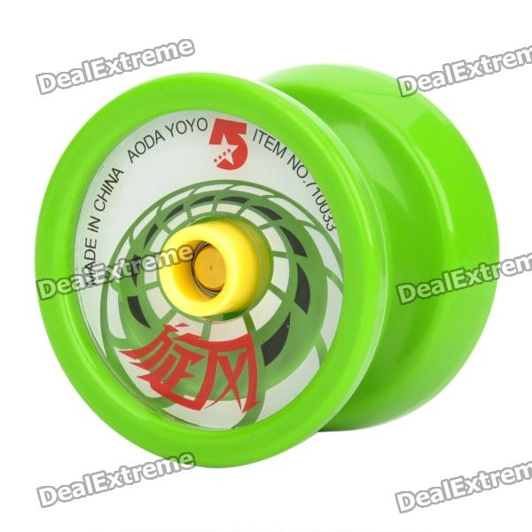 Abs yo-yo toy - green (for age above 8)...