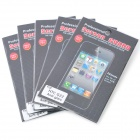 Protective Matte Screen Guards with Cleaning Cloth for HTC G22 (5-Piece)