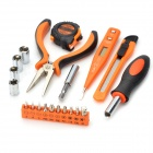 PICASSO PS-J005 21-in-1 Screwdrivers + Pliers + Voltage Tester + Tape Tools Kit