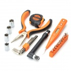 PICASSO PS-C005 23-in-1 Screwdrivers + Pliers + Voltage Tester + Tape Tools Kit