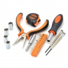 PICASSO PS-K002 21-in-1 Screwdrivers + Tape + Pliers Tools Kit
