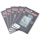 Protective Screen Guards with Cleaning Cloth for HTC G22 (5-Piece)