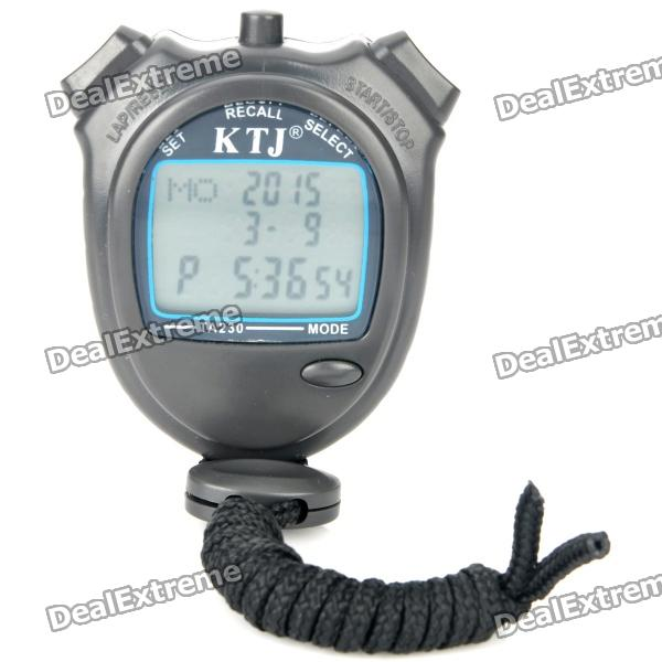 1.5 LCD Sports Stopwatch with Time / Date / Week / Alarm Display (1 x CR2032) b101xt01 1 m101nwn8 lcd displays