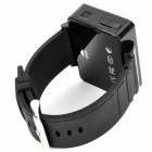 "I5 GSM Wrist Watch Phone w / 1.8 ""Resistiv, Quad-Band och Bluetooth - Svart"