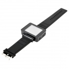 "i5 GSM Wrist Watch Phone w/ 1.8"" Resistive, Quad-Band and Bluetooth - Black"
