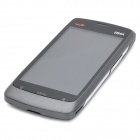 "ZTE V880 Android 2.2 + WCDMA Telefone Bar w / 3,5 ""capacitiva, GPS, Single-SIM e Wi-Fi - Preto"