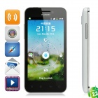 "Huawei U8860 Honor WCDMA Android 2.3 Smart Phone w/4.0 ""Kapazitive, Wi-Fi und GPS - Schwarz"