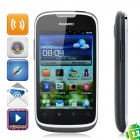 "Huawei Sonic+/U8661 Android 2.3 WCDMA Smart Phone w/3.5"" Capacitive, Dual SIM, Wi-Fi and GPS - White"