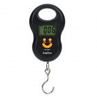 "1,5 ""LCD Portable Electronic Handheld Hanging Digitalwaage (2 x AAA)"