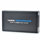 1080P Scart to HDMI Converter Adapter - Black