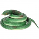 Scary Lifelike Snake Toy - Green