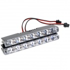 3.6W 35LM 6-LED Blue Light Daytime Running Light (12V / 5M-Cable)